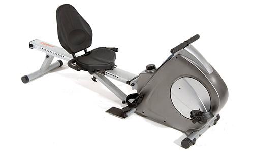 rowing machine vs bike